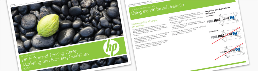HP Brand Guidelines - Brand guidelines for internal...